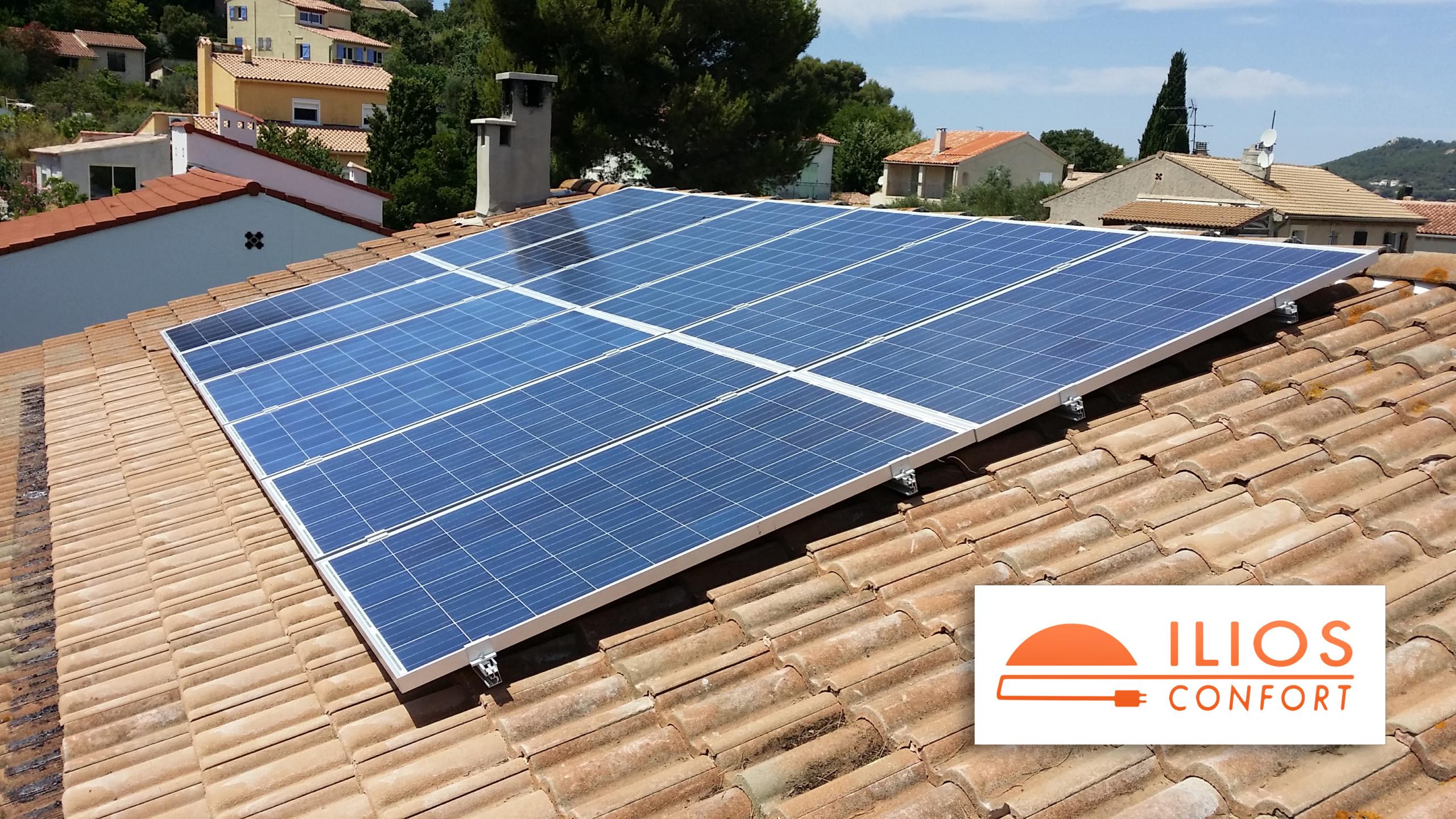 Panneaux solaire - Installation